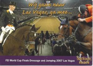 Las Vegas promokaart in JPG