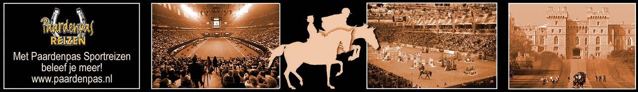 Paardenpas Paardensportreizen Banner