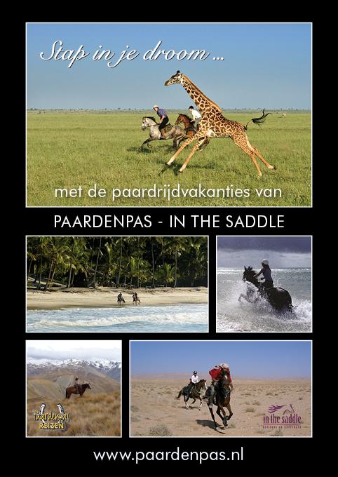 paardrijvakantie