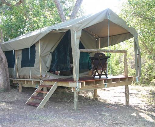 tuli two mashatus tent