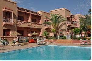 Hotel Le Fint in Ouarzazate