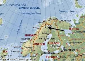 Kiruna_map