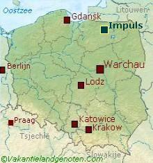 Impuls-kaart