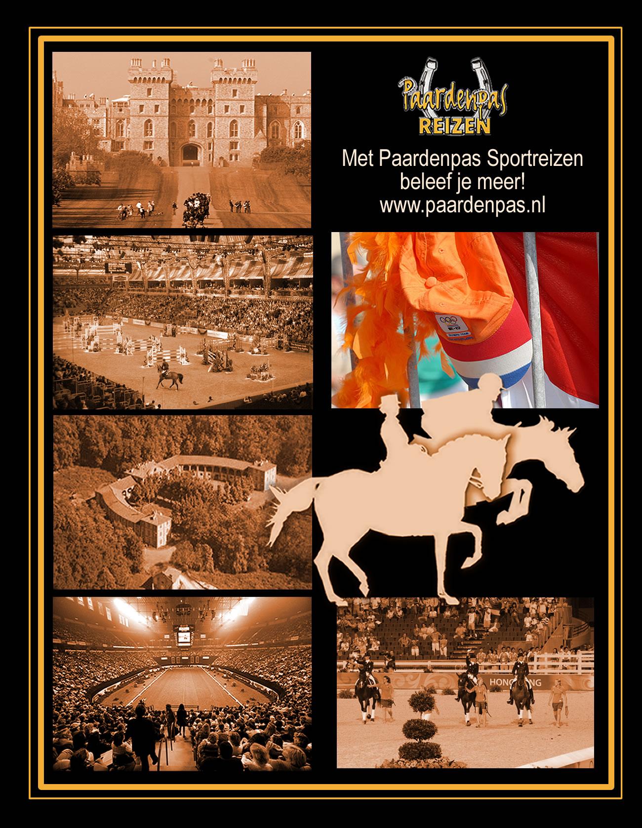 Paardensportreizen