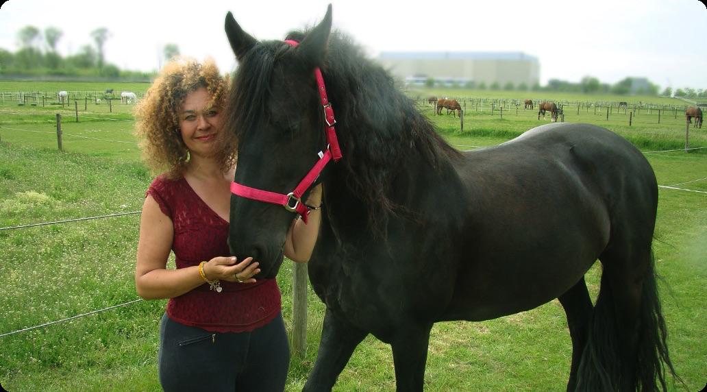 Astrid met Rinske