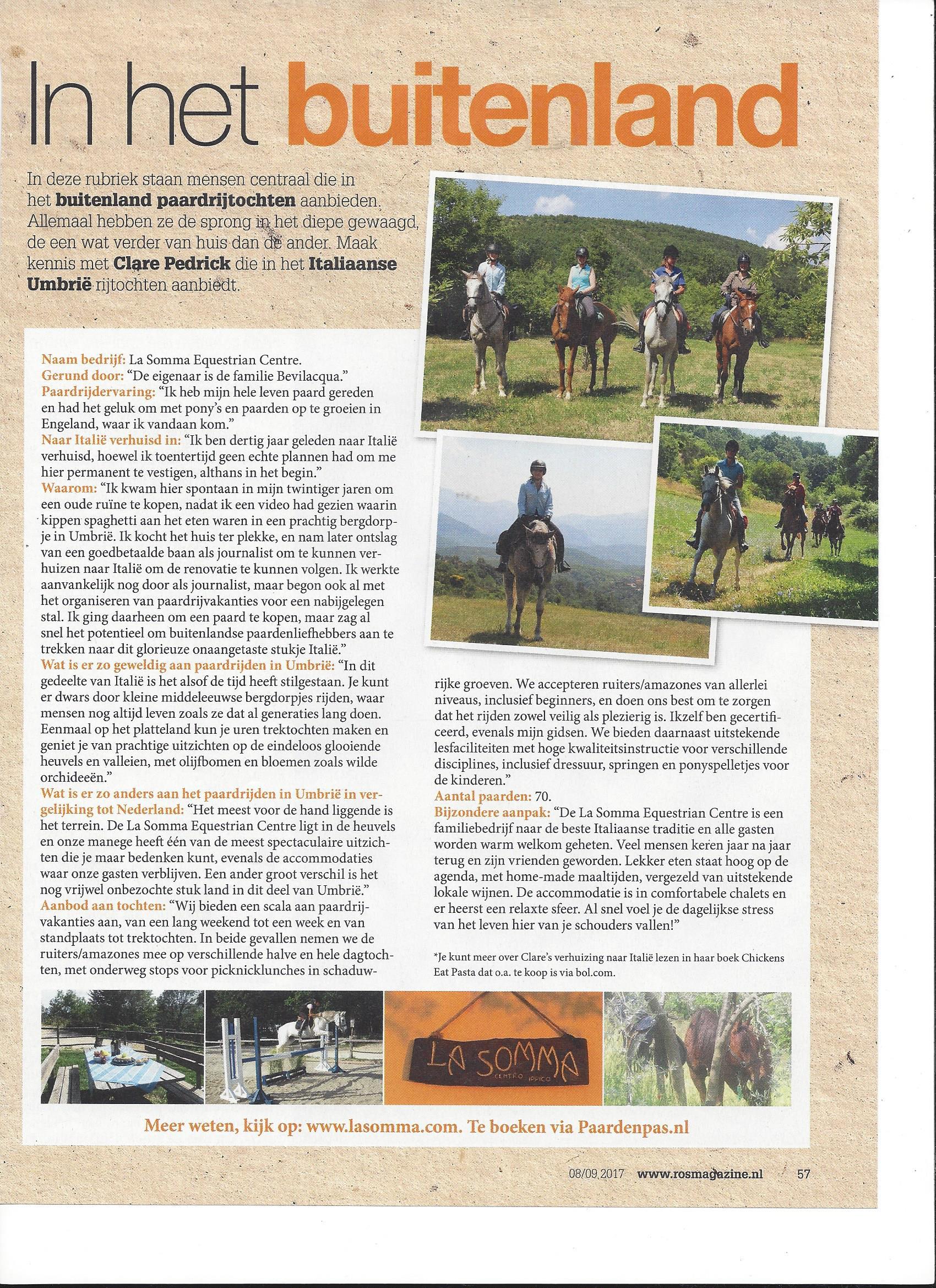 ROS Magazine - La Somma in JPGvorm
