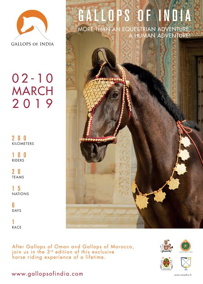 Gallops of India poster